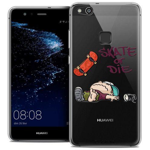 """Carcasa Crystal Gel Extra Fina Huawei P10 LITE (5.2"""") BD 2K16 Skate Or Die"""
