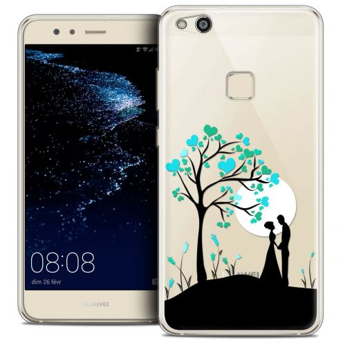 "Carcasa Crystal Gel Extra Fina Huawei P10 LITE (5.2"") Love Sous l'arbre"