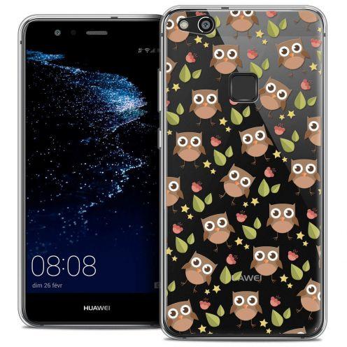 "Carcasa Crystal Gel Extra Fina Huawei P10 LITE (5.2"") Summer Hibou"