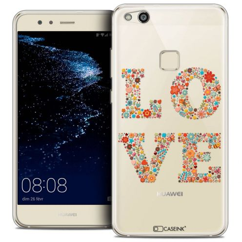 "Carcasa Crystal Gel Extra Fina Huawei P10 LITE (5.2"") Summer Love Flowers"