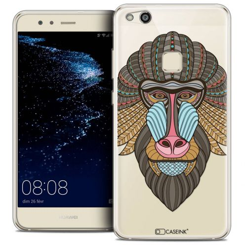 """Coque Crystal Gel Huawei P10 LITE (5.2"""") Extra Fine Summer - Babouin"""