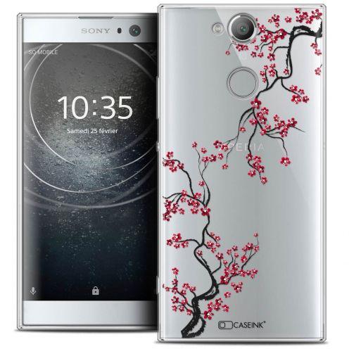 "Coque Crystal Gel Sony Xperia XA2 (5.2"") Extra Fine Summer - Sakura"