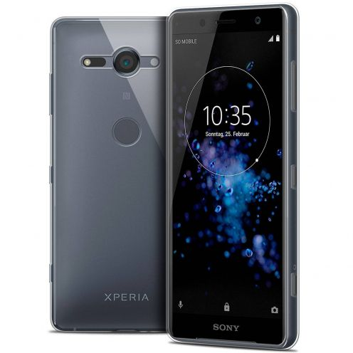 """Coque Sony Xperia XZ2 Compact (5.0"""") Extra Fine Souple Crystal Clear"""