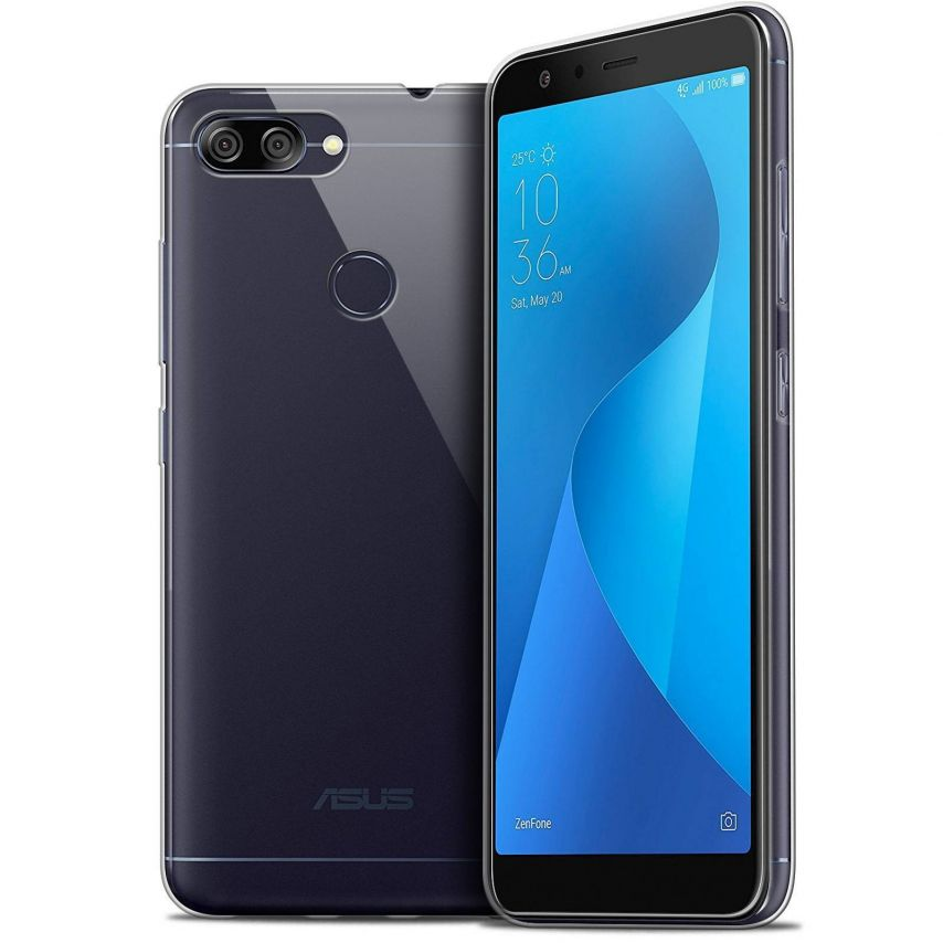"""Coque Asus Zenfone Max Plus (M1) ZB570TL (5.7"""") Extra Fine Souple Crystal Clear"""