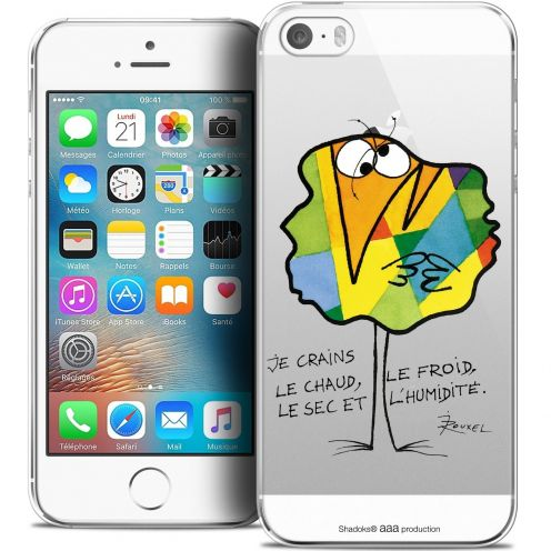 Coque iPhone 5/5s/SE Extra Fine Les Shadoks® - Chaud ou Froid