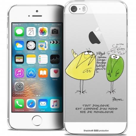 fb19f623658 Coque iPhone 5/5s/SE Extra Fine Les Shadoks® - Le Dialogue