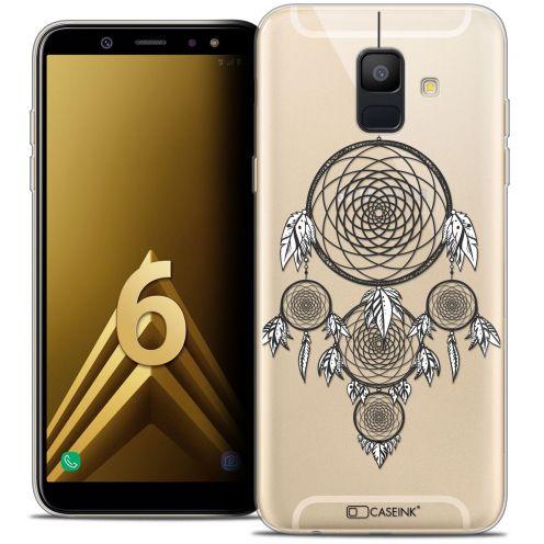 """Carcasa Crystal Gel Extra Fina Samsung Galaxy A6 2018 (5.45"""") Dreamy Attrape Rêves NB"""