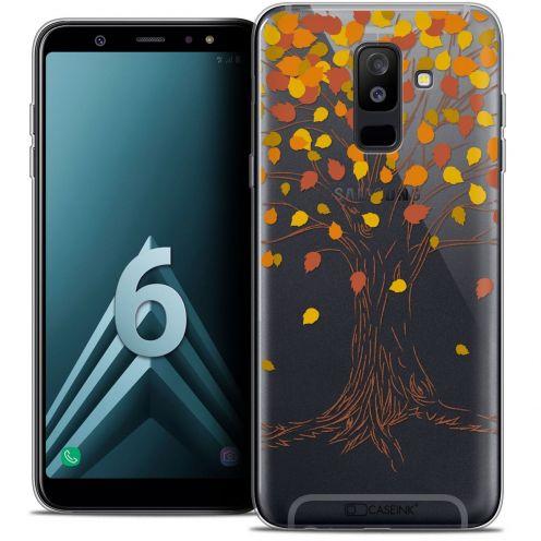"""Coque Crystal Gel Samsung Galaxy A6 PLUS 2018 (6"""") Extra Fine Autumn 16 - Tree"""
