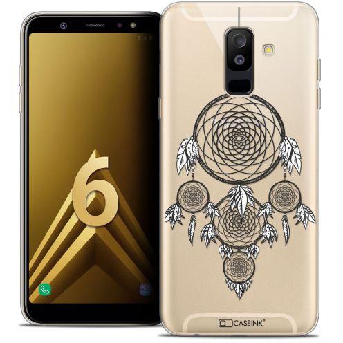 """Coque Crystal Gel Samsung Galaxy A6 PLUS 2018 (6"""") Extra Fine Dreamy - Attrape Rêves NB"""