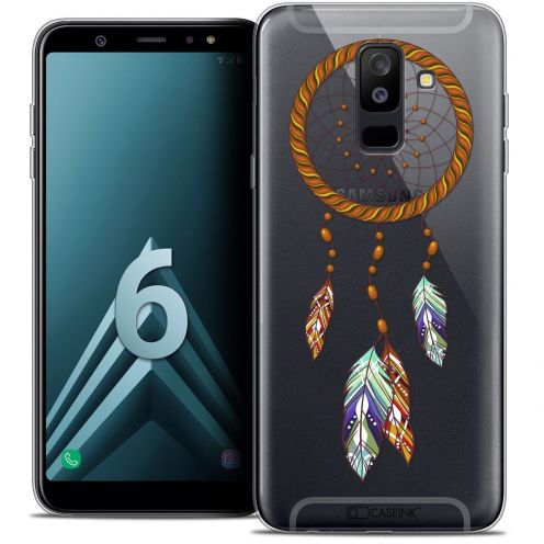 """Coque Crystal Gel Samsung Galaxy A6 PLUS 2018 (6"""") Extra Fine Dreamy - Attrape Rêves Shine"""