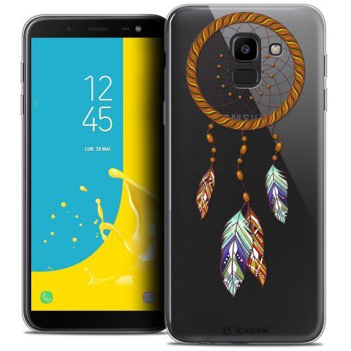 """Coque Crystal Gel Samsung Galaxy J6 2018 J600 (5.6"""") Extra Fine Dreamy - Attrape Rêves Shine"""