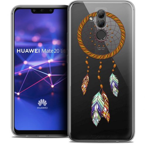 "Coque Crystal Gel Huawei Mate 20 Lite (6.3"") Extra Fine Dreamy - Attrape Rêves Shine"