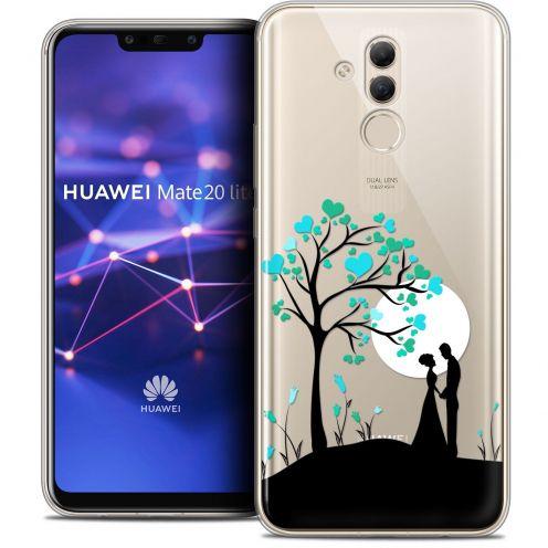 "Carcasa Crystal Gel Extra Fina Huawei Mate 20 Lite (6.3"") Love Sous l'arbre"