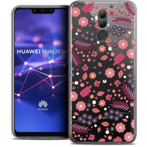 "Carcasa Crystal Gel Extra Fina Huawei Mate 20 Lite (6.3"") Spring Printemps"