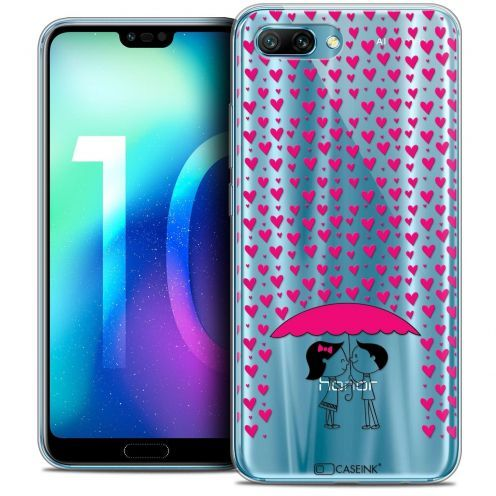 "Carcasa Crystal Gel Extra Fina Huawei Honor 10 (5.8"") Love Pluie d'Amour"
