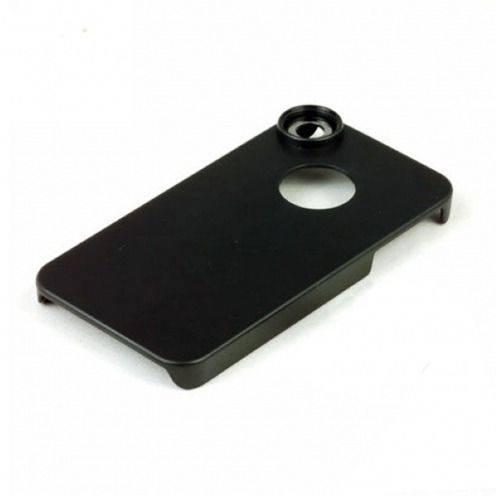 Carcasa iPhone 4S / 4 Objetivo / Lente enroscable e imantada.
