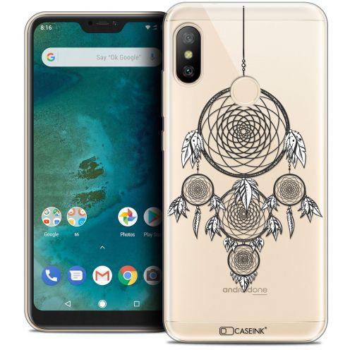 "Carcasa Crystal Gel Extra Fina Xiaomi Mi A2 LITE (5.8"") Dreamy Attrape Rêves NB"