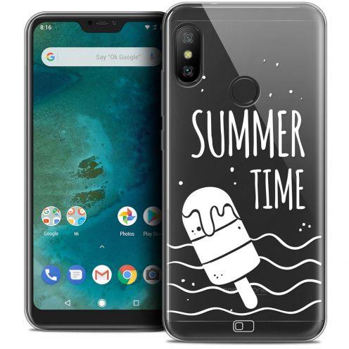 "Carcasa Crystal Gel Extra Fina Xiaomi Mi A2 LITE (5.8"") Summer Summer Time"