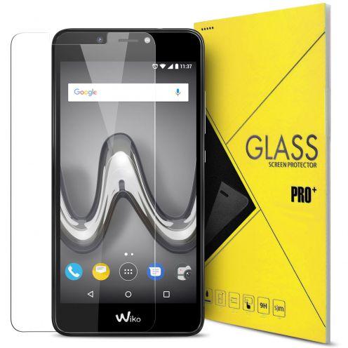 Protección de pantalla de vidrio templado Wiko Tommy 2 PLUS Glass Pro+ 9H Ultra HD 0.33mm