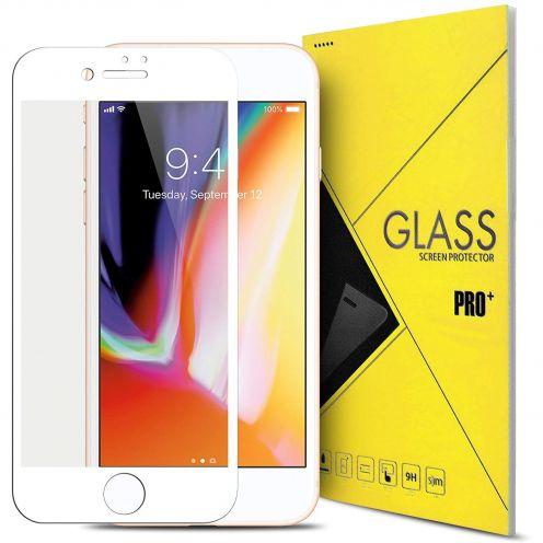 Protección de pantalla de vidrio templado Apple iPhone 7/8 Glass Pro+ 9H Ultra HD 0.33mm