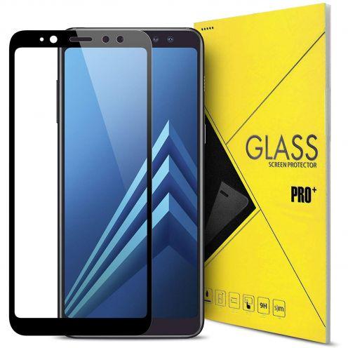 Protección de pantalla de vidrio templado Samsung Galaxy A8 2018 A530 Glass Pro+ 9H Ultra HD 0.33mm