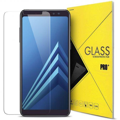 Protección de pantalla de vidrio templado Samsung Galaxy A8 PLUS (A730) Glass Pro+ 9H Ultra HD 0.33mm