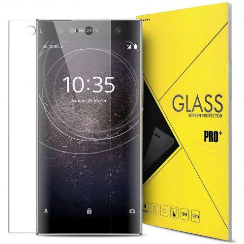 Protección de pantalla de vidrio templado Sony Xperia XA2 ULTRA Glass Pro+ 9H Ultra HD 0.33mm
