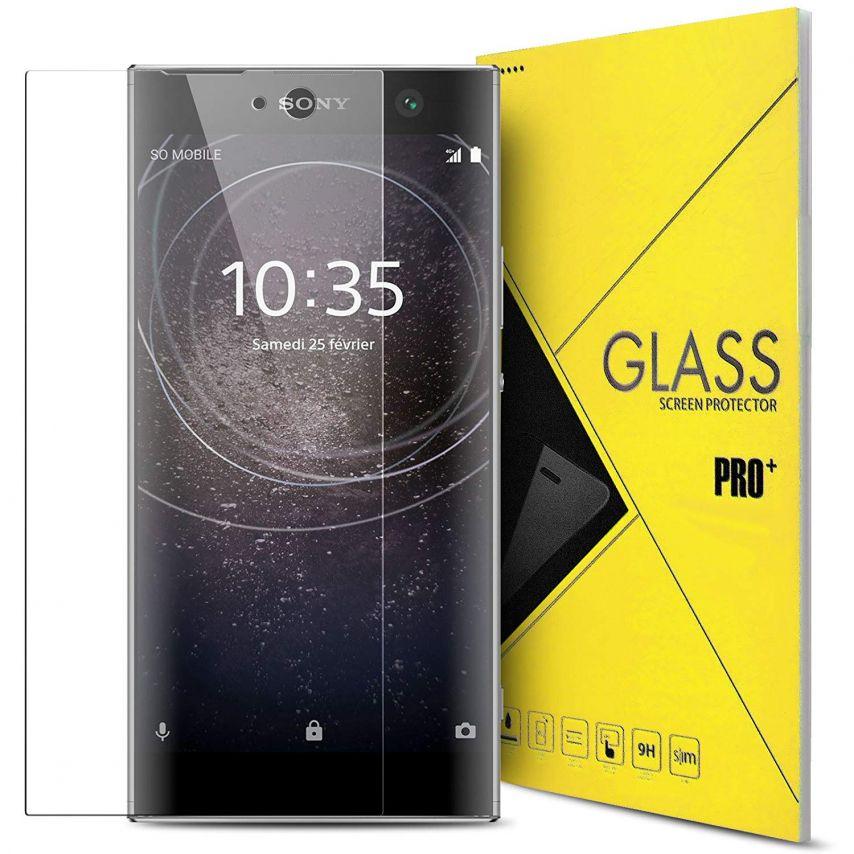 Protección de pantalla de vidrio templado Sony Xperia XA2 Glass Pro+ 9H Ultra HD 0.33mm