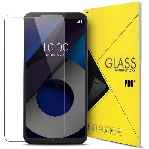 Protección de pantalla de vidrio templado LG Q6 Glass Pro+ 9H Ultra HD 0.33mm