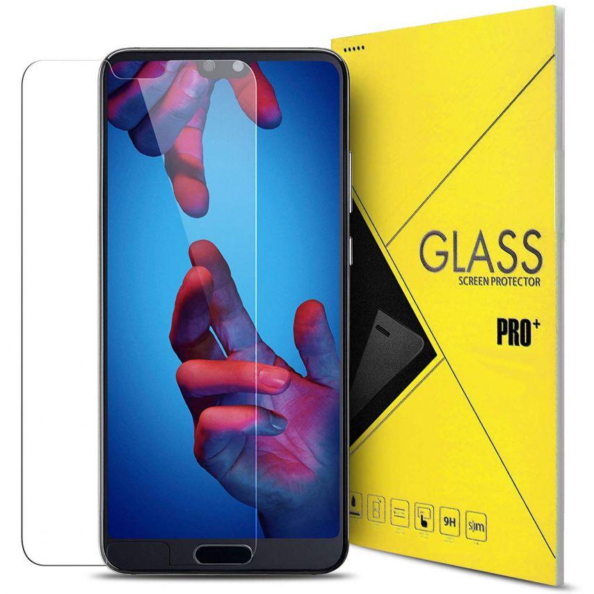 Protección de pantalla de vidrio templado Huawei P20 Glass Pro+ 9H Ultra HD 0.33mm