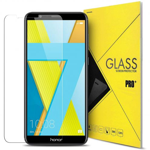 Protección de pantalla de vidrio templado Honor 7X Glass Pro+ 9H Ultra HD 0.33mm