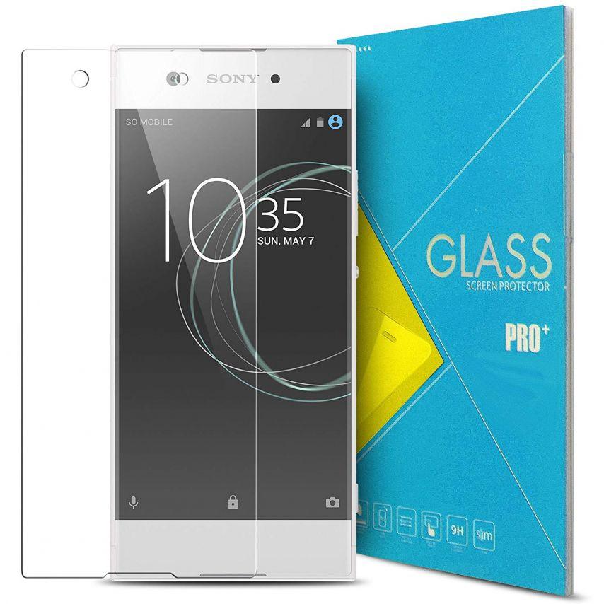 Protección de pantalla de vidrio templado Sony Xperia XA1 Glass Pro+ 9H Ultra HD 0.33mm
