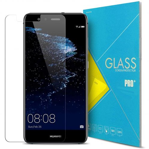 Protección de pantalla de vidrio templado Huawei P10 Lite Glass Pro+ 9H Ultra HD 0.33mm