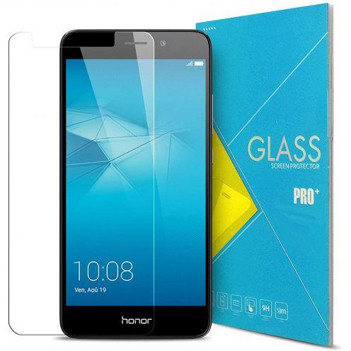 Protección de pantalla de vidrio templado Huawei Honor 5C / 7 Lite Glass Pro+ 9H Ultra HD 0.33 mm