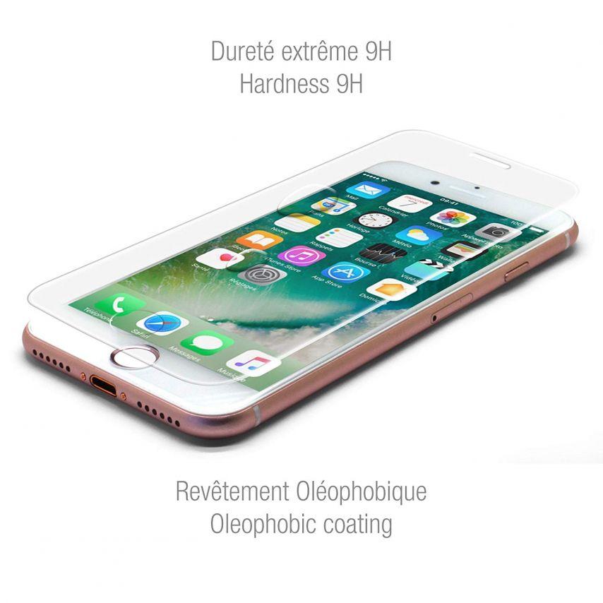 Protección de pantalla de vidrio templado Apple iPhone 7/8 Plus (5.5) Glass Pro+ 9H Ultra HD 0.33mm