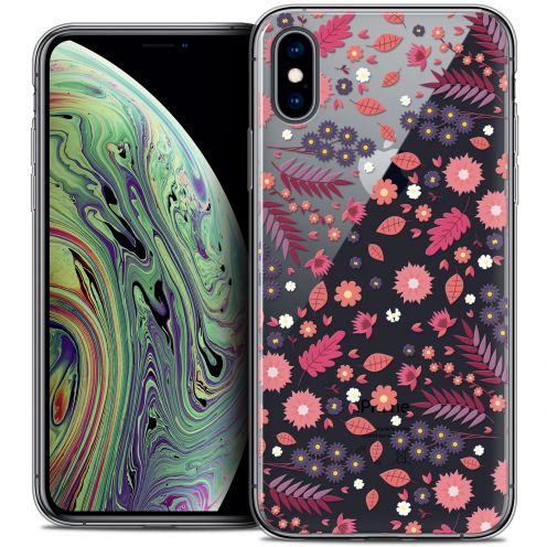 "Carcasa Crystal Gel Extra Fina Apple iPhone Xs Max (6.5"") Spring Printemps"