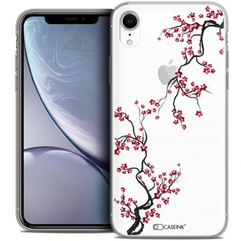 "Carcasa Crystal Gel Extra Fina Apple iPhone Xr (6.1"") Summer Sakura"