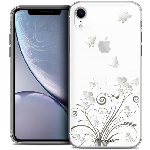 "Carcasa Crystal Gel Extra Fina Apple iPhone Xr (6.1"") Summer Papillons"