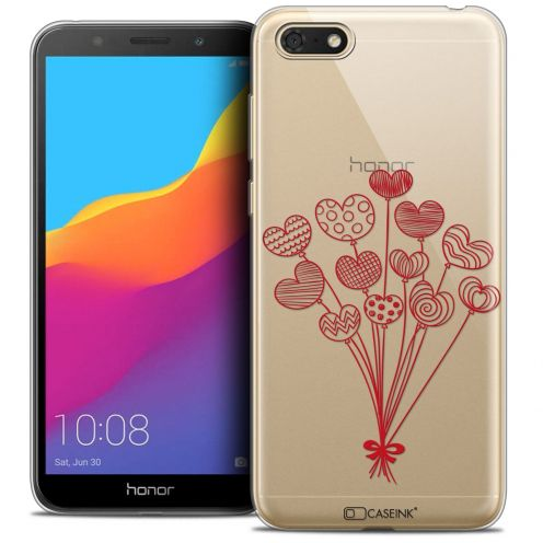 "Carcasa Crystal Gel Extra Fina Huawei Y5 2018 (5.4"") Love Ballons d'amour"