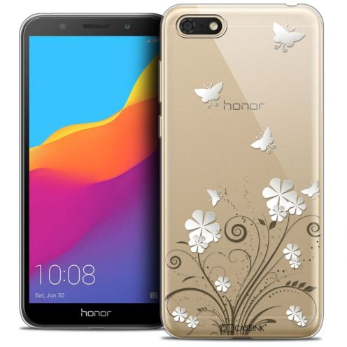 "Carcasa Crystal Gel Extra Fina Huawei Y5 2018 (5.4"") Summer Papillons"