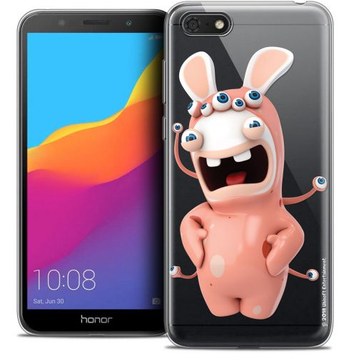 """Carcasa Crystal Gel Honor 7S (5.45"""") Lapins Crétins™ Extraterrestre"""