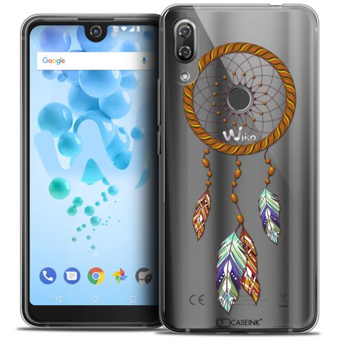 "Carcasa Crystal Gel Extra Fina Wiko View 2 PRO (6.0"") Dreamy Attrape Rêves Shine"