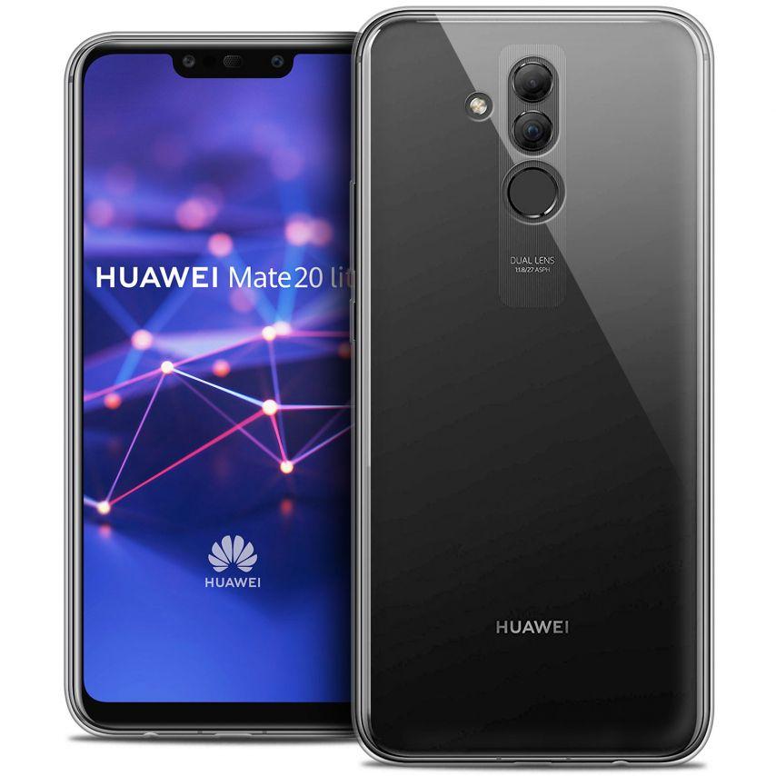 "Carcasa Extra Fina 1 mm Flexible Crystal Clear para Huawei Mate 20 Lite (6.3"")"