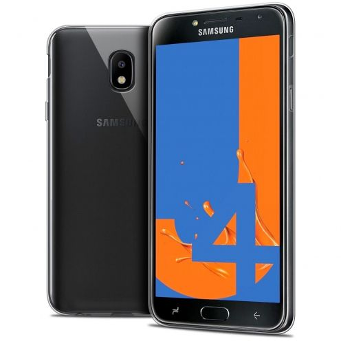 "Carcasa Extra Fina 1 mm Flexible Crystal Clear para Samsung Galaxy J4 2018 J400 (5.6"")"
