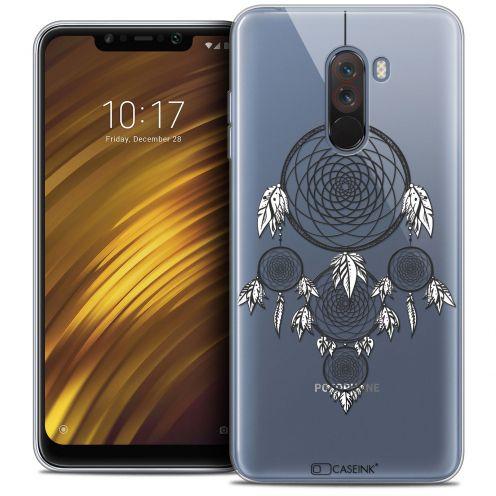 """Carcasa Crystal Gel Extra Fina Xiaomi Pocophone F1 (6.18"""") Dreamy Attrape Rêves NB"""