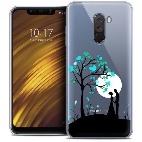 """Carcasa Crystal Gel Extra Fina Xiaomi Pocophone F1 (6.18"""") Love Sous l'arbre"""