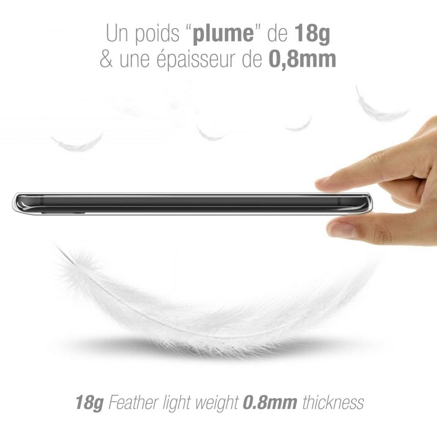 "Carcasa Extra Fina 1 mm Flexible Crystal Clear para Wiko Wim LITE (5.0"")"