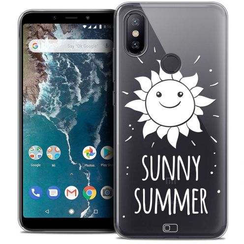 "Carcasa Crystal Gel Extra Fina Xiaomi Mi A2 (5.99"") Summer Sunny Summer"