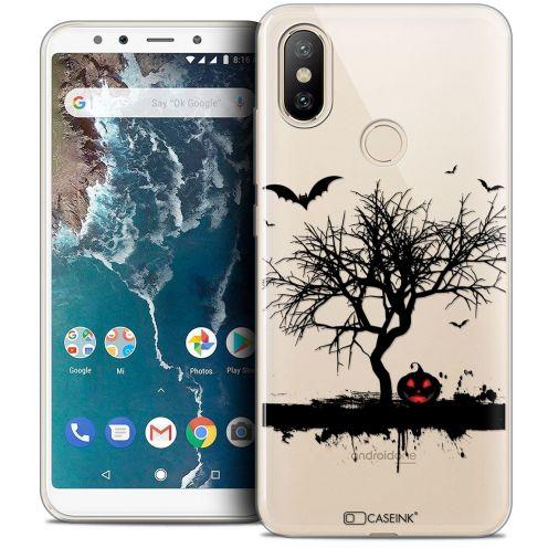 "Carcasa Crystal Gel Extra Fina Xiaomi Mi A2 (5.99"") Halloween Devil's Tree"