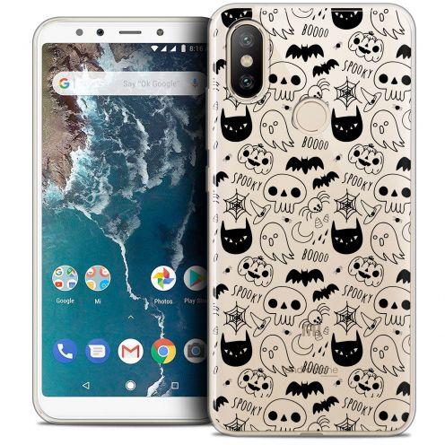 "Carcasa Crystal Gel Extra Fina Xiaomi Mi A2 (5.99"") Halloween Spooky"